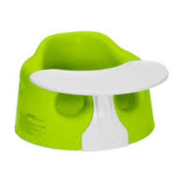 Baby Humor ***brand New Green Bumbo Baby Seat***